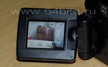 поворотный экран в компактной фотокамере