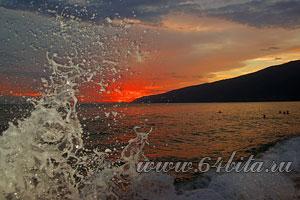 Как снимать пейзаж. Фотосъёмка заката. море, выдержка, диафрагма, фото