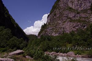 Пейзаж. Горы, широкий угол, выдержка, диафрагма, фото
